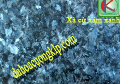 BLUE GRAY NACRE GRANITE